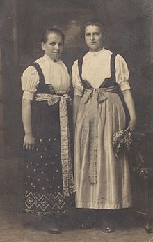Cieszyn folk costume - Wikipedia, the free encyclopedia