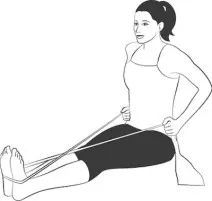 Did you know that for every inch the head moves forward in posture, its weight on your neck and upper back muscles increases by 10 pounds? bad posture fix weight loss Better Posture Exercises, Best Stretching Exercises, Neck Exercises, Posture Correction Exercises, Posture Stretches, Rhomboid Exercises, Morning Stretches, Fix Bad Posture, Good Posture