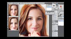 Portrait Face Painting with Portrait Photographer and Painter Master Helen Yancy Photoshop Fonts, Corel Painter, Learn To Paint, Art Tips, Photography Tutorials, Photo Manipulation, Portrait Photographers, 3 D, Wacom Bamboo