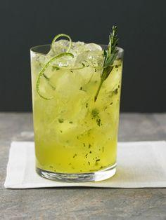 Low Calorie Lemongrass Citrus Cocktail