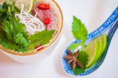 Vietnamilainen lihakeitto - Phở