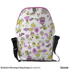 La bolsa de mensajero del carrito, vintage bolsa de mensajeria