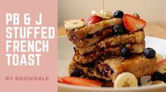 Video: PB & J Stuffed French Toast - Vegan Outreach