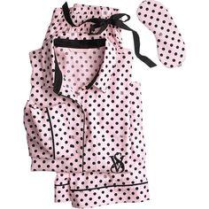 The Dreamer Flannel Pajama ($58) ❤ liked on Polyvore featuring intimates, sleepwear, pajamas, victoria secret pjs, flannel pajamas, flannel sleepwear, victoria secret pajamas and flannel pjs