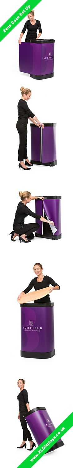 Zeus Exhibition Stand : Images about pop up display stands on pinterest