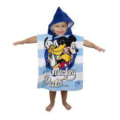 Poncho de plage Mickey
