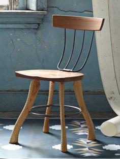 Pitchfork chair