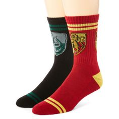harry potter crew socks