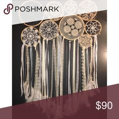 Spotted while shopping on Poshmark: Dream catcher collage! #poshmark #fashion #shopping #style #Other
