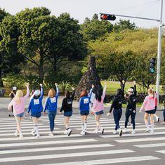 FY! TWICE Twice Debut, Kpop Girl Groups, Korean Girl Groups, Nayeon, Jyp Fans, Shy Shy Shy, Seoul, Rapper, Twice Photoshoot