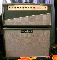 CATEGORY 5 AMPLIFIERS Fiona Boyes Custom Signature Tracy Model #category5 #amps