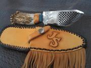 "Custom Made Knife: 6"" Rasp  Blade"