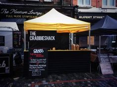 Crabbieshack | Community Post: 20 Splendid Street Food Vendors To Check Out In London