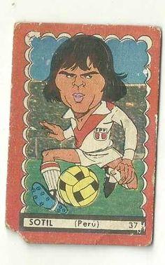 1977 Cholo Sotil - Peru