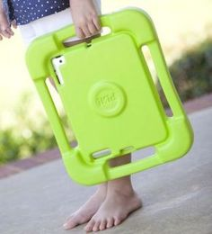 The iKid #iPad case - so smart for families.