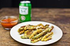 Gojee - Zucchini Fries by Food Republic