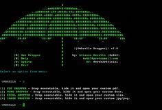 Umbrella – A Phishing Dropper designed to Pentest. Best Hacking Tools, Learn Hacking, Computer Hacker, Computer Internet, Computer Setup, Disruptive Technology, Computer Technology, Computer Science, Information Technology
