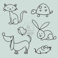 Pets Sketches