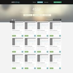 Bootstrap Themes by Lewis