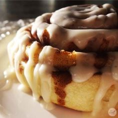 Whether for a lazy Saturday morning during Summer or as a warm treat during a cold winter this recipe for homemade cinnamon rolls will be one everyone likes