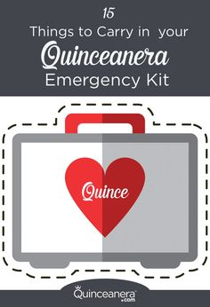 If you want to make it through your event, you need the ultimate Quince emergency kit.