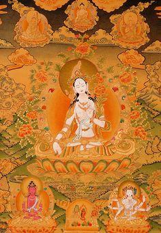 hindu tara | Goddess White Tara