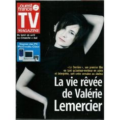 TV Magazine Ouest-France (n°16559) du 23/04/1999 - Valérie Lemercier - ... [Magazine mis en vente par Presse-Mémoire]