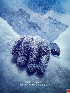 Ajay Devgn's Shivaay Teaser Poster Is Out !