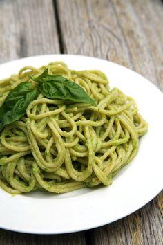 Avocado Pasta | POPSUGAR Fitness