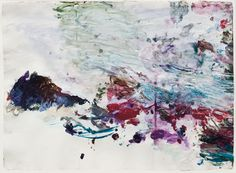 Cy Twombly - Untitled (Scenes from an ideal Marriage), 1986