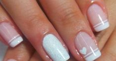 Cute Acrylic Nails, Acrylic Nail Designs, Fun Nails, No Bake Protein Bars, Cosmetics Industry, Rosehip Seed Oil, Eye Wrinkle, Skin So Soft, White Nails