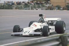 1975 GP Brazylii (Jacqes Laffite) Williams FW02 - Ford