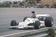 1975 GP Brazylii (Jacqes Laffite) Williams FW02 - Ford