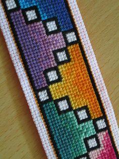 segnalibri bookmarks Stepping Stones | My new bookmark design