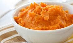 Use leftover mashed sweet potatoes in this sweet potato muffin recipe and freeze them for breakfasts and snacks.