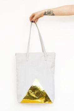 DIY Cold Bag via Fall for DIY