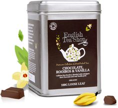 Chocolate, Rooibos & Vanilla | English Tea Shop