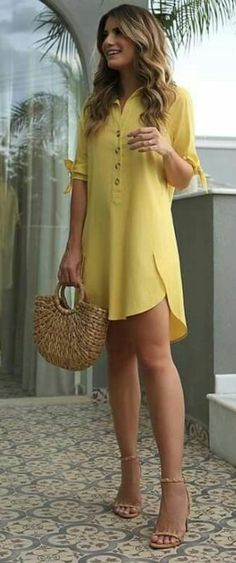 Technology Tutorial and Ideas Elegant Dresses Classy, Classy Dress, Pretty Dresses, Casual Dresses, Short Dresses, Casual Outfits, Latest Summer Fashion, Latest Fashion Trends, Latest Dress For Women
