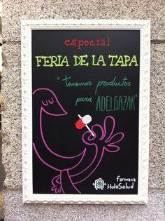 ¡Viva la Feria de la Tapa! / Fair Tapa!