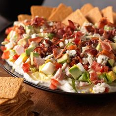 Cobb Salads on Pinterest | Cobb Salad, Salad and Dressing