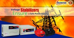 Do you want safe power supply in your home? Read this blog and know which type of voltage stabilizer protects your home how.