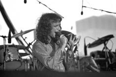 Vintage Rock Photos > Foreigner > 1978, July 15th - The World Series Of Rock at Cleveland Stadium, Cleveland