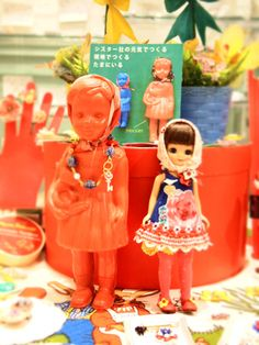 シスター社 Sister Sha, Toyko artist www.pinterest.com/sistersha くりくり