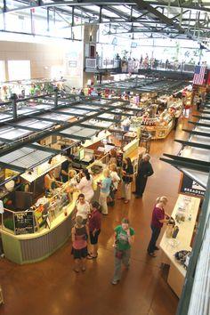 Milwaukee Public Market - miss the Green Kitchen!