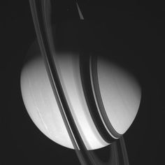 Stunning Saturn image from Cassini Solstice mission cameras.