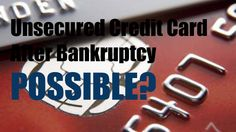 unsecured credit cards for bad credit with no fees