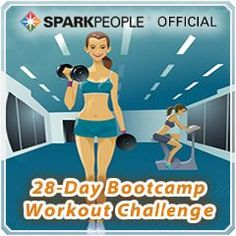 Change Your Body--And Your Attitude Toward Exercise   - Spark People 28 day challenge