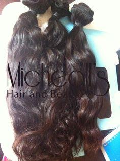 Wavy Brazilian Hair