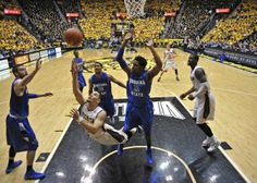 Indiana State Sycamores vs. Wichita State Shockers - Photos - January 18, 2014 - ESPN