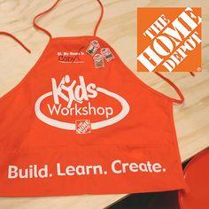 70ca15801 (On 9/2) Home Depot DIY Kids Workshop: Make a Free, Home Depot - DealsPlus